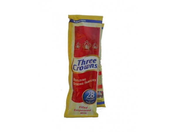 THREE CROWNS EVAP (SACHET) 30g  | 1 CARTON