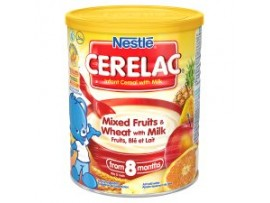 CERELAC 3 FRUITS (12x400g)