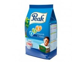 PEAK 456 GROWING UP MILK POWDER MILK (POUCH) 400g  | 1 CARTON