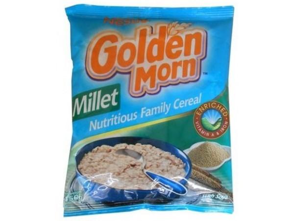 GOLDEN MORN MILLET 12x450g