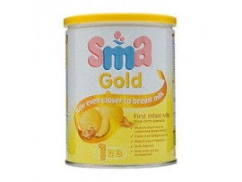 SMA GOLD FIRST INFANT - MPWDR CAN (4x12x400g)