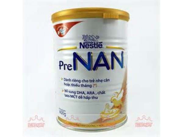PRE NAN (12x400g)